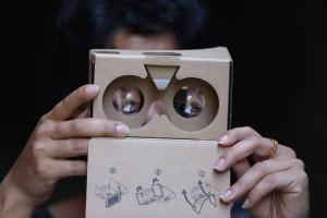 Laki-Cardboard
